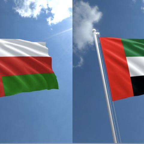 صور: فعاليّات احتفاليّة في دولة الإمارات بمناسبة اليوم الوطني الـ49 لسلطنة عُمان