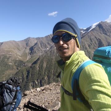 Photo: Khalifa Al Mazrouei: Passion for adventure
