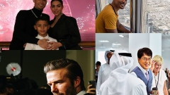 Celebrities who fell in love with Dubai