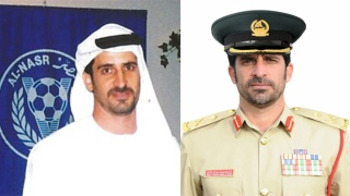 New Dubai Police Chief: Al Nasr Enthusiast