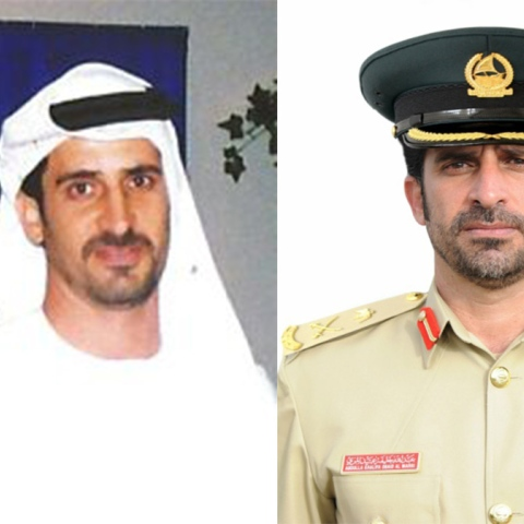 Photo: New Dubai Police Chief: Al Nasr Enthusiast