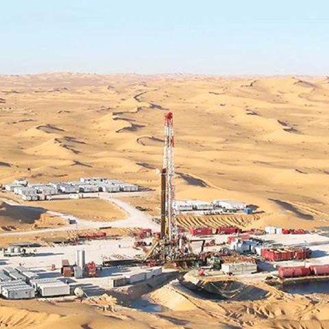 """صور: """"حقل محاني"""" بصمة جديدة في قطاع الطاقة والاقتصاد الإماراتي"""
