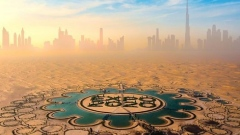 Ukrainian photographer invites the world to Expo Dubai with a picture