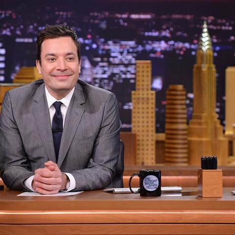 صور: البرنامج الحواري الأمريكي The Tonight show يطلق نسخة من منزل جيمي فالون في ظل الحجر الصحي