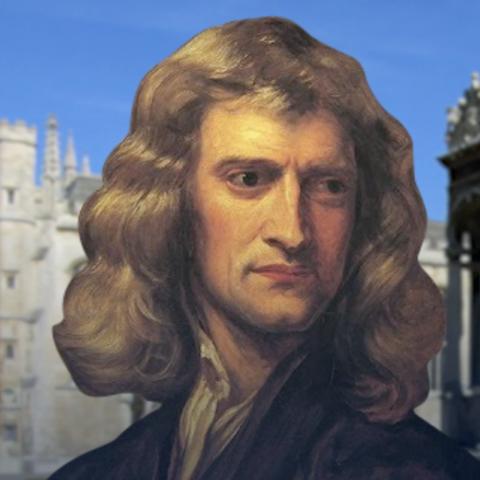 صور: وُضع نيوتن في الحجر الصحي فوَضع قانون الجاذبية!