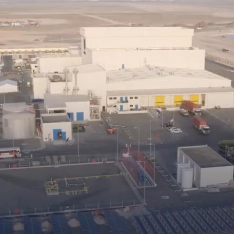 صور: مدينة دبي الصناعية.. نموذج الأمن الغذائي والدوائي في الإمارات