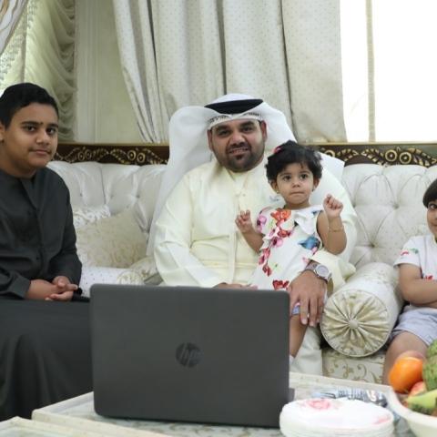 صور: عملنا مستمر من كل مكان - بلدية دبي