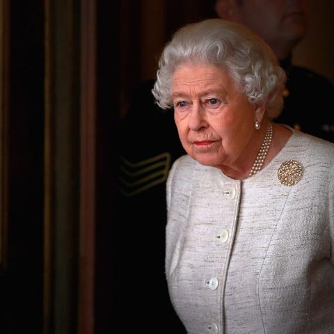 صور: الملكة إليزابيث.. خطاب رابع خلال 68 عاماً