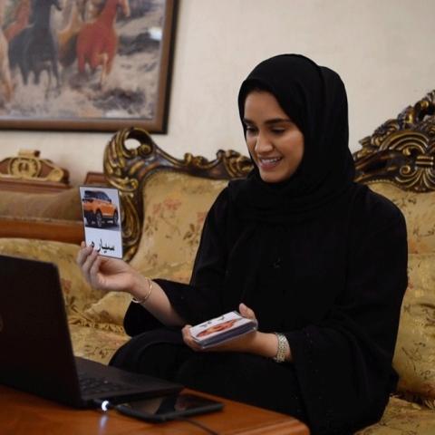 صور: عملنا مستمر من كل مكان - مركز دبي لأصحاب الهمم