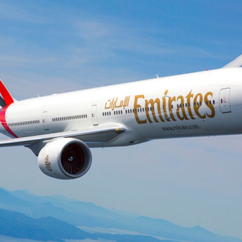 Photo: Emirates COVID-19 waiver policy