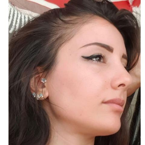 صور: اللبنانية رشا مفرّج: محظوظة بشفائي من فيروس كورونا وبوجودي في دولة الإمارات