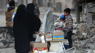 Mental Health Crisis Facing Syrian Children