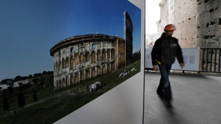 Secrets of Rome's Famed Colosseum Revealed