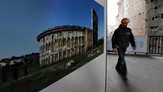Secrets of Rome's Famed Colosseum Revealed