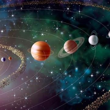 صور: كيف يبدو صوت النظام الشمسي؟