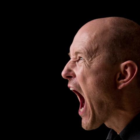 صور: العلاج بالصراخ: دواء المكتئبين