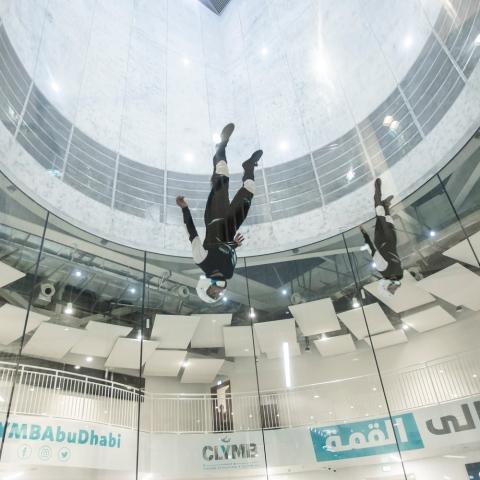 """صور: أبوظبي تسجل رقمين جديدين للإمارات في موسوعة """"غينيس"""" للأرقام القياسية"""
