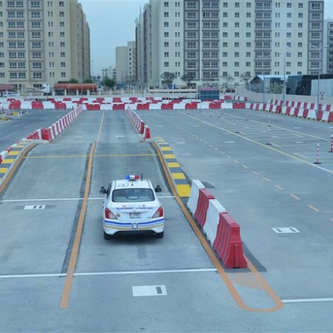 Photo: Smart Yards Test Drivers