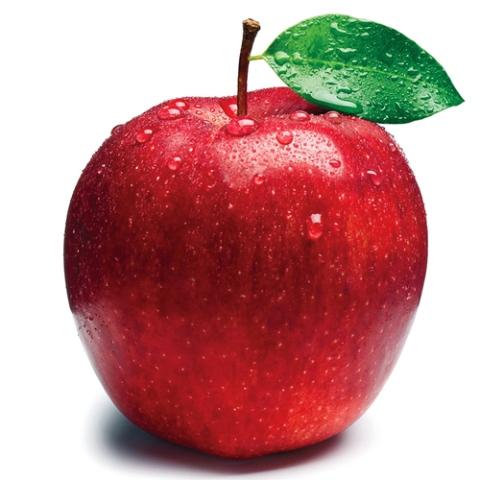 صور: أشهر خمس تفاحات في تاريخ البشرية