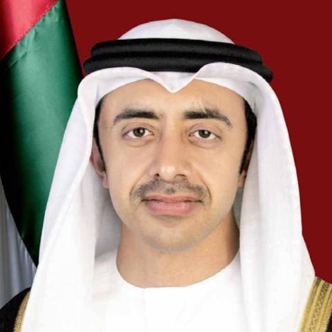 صور: الشيخ عبد الله بن زايد.. مهندس الدبلوماسية الإماراتية