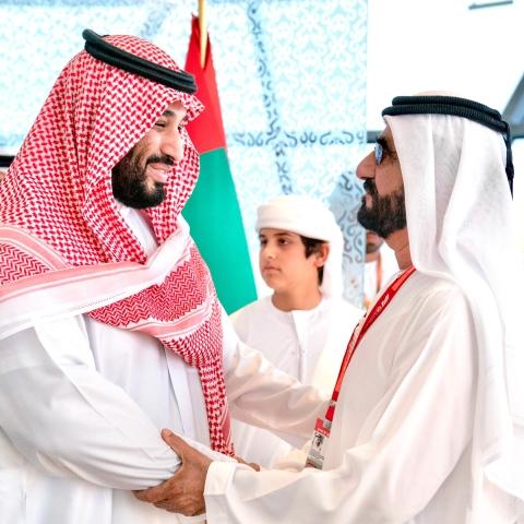 ${rs.image.photo} آمن بها الوالد المؤسس ونعيشها حاضراً ومستقبلاً: السعودية والإمارات معاً إلى الأبد!