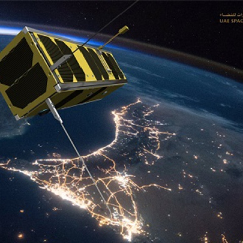 صور: مزن سات: جهود الإمارات متواصلة لاستكشاف الفضاء
