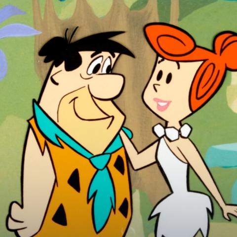 """صور: 60  عاماً على مسلسل الرسوم المتحركة """"ذي فلنتستونز"""" الشهير"""