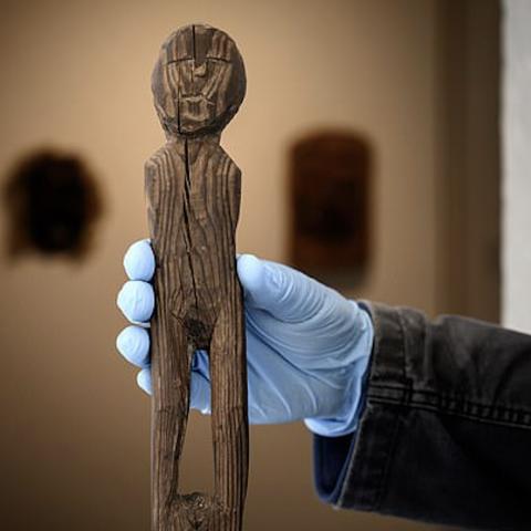 صور: آثار حفظتها ثلوج الألب