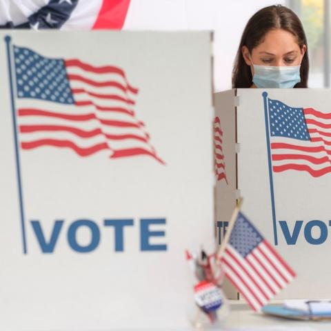 صور: دليلك المختصر لفهم الانتخابات الأمريكية