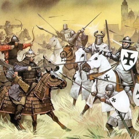صور: المغول والتتار، ليسا شعباً واحداً بل شعبان مختلفان!