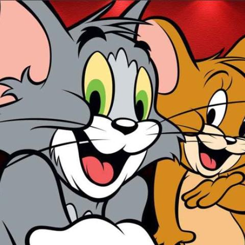 """صور: القط والفأر الأشهر يعودان للمطاردة من جديد في فيلم """"Tom & Jerry"""" في مارس القادم!"""