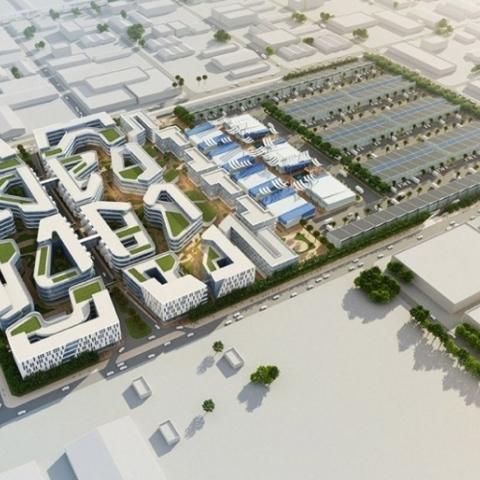 """صور: """"دبي كوميرسيتي"""".. أول منطقة حرة للتجارة الإلكترونية في منطقة الشرق الأوسط وشمال إفريقيا وجنوب آسيا"""