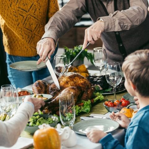 """صور: """"عيد الشكر"""" احتفالٌ بالنعم"""