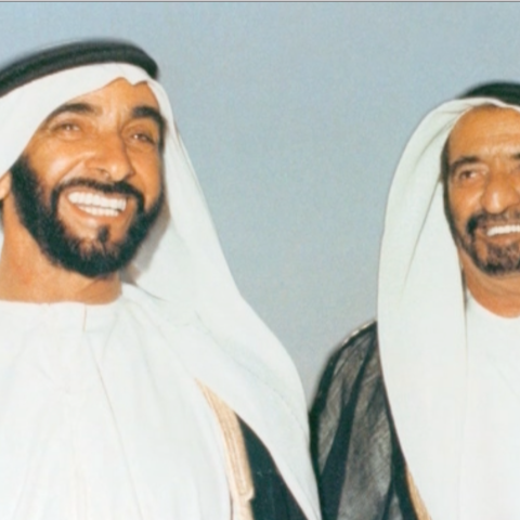 صور: المصوّر الملكي نور علي راشد..الرجل الذي وثّق أبرز محطات دولة الإمارات