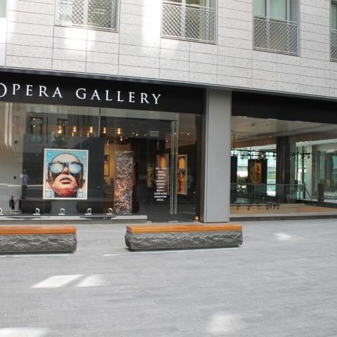 """صور: معرض """"أوبرا غاليري"""" أعمال فنية عالمية في دبي"""