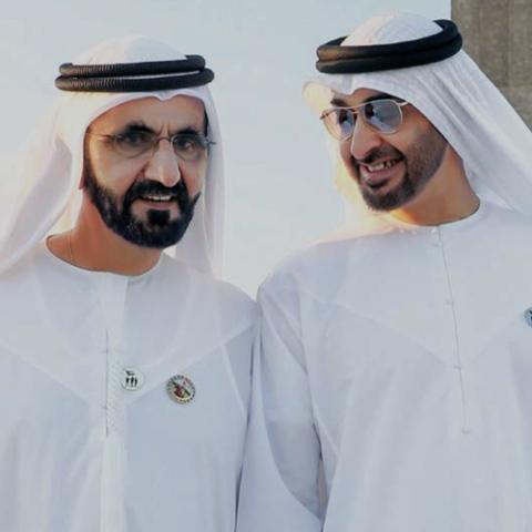 صور: أبرز الأحداث والمشاريع التي شهدتها دولة الإمارات خلال 2020