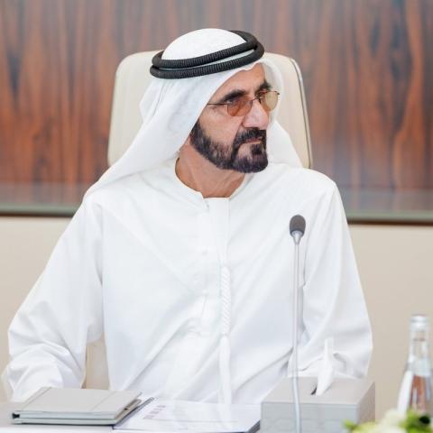 صور: رسالة محمد بن راشد.. 15 عاماً في حكومة الإمارات