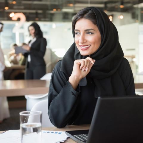 Photo: UAE Women Lead the Way
