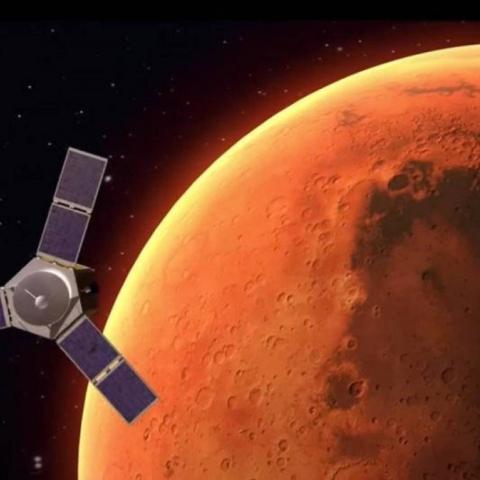 ${rs.image.photo} 30 يوماً.. ويصل مسبار الأمل إلى الكوكب الأحمر!