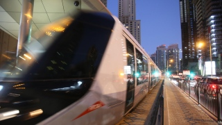 Dubai Tram on Track for Expansion