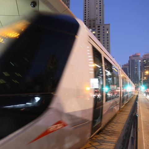 ${rs.image.photo} Dubai Tram on Track for Expansion