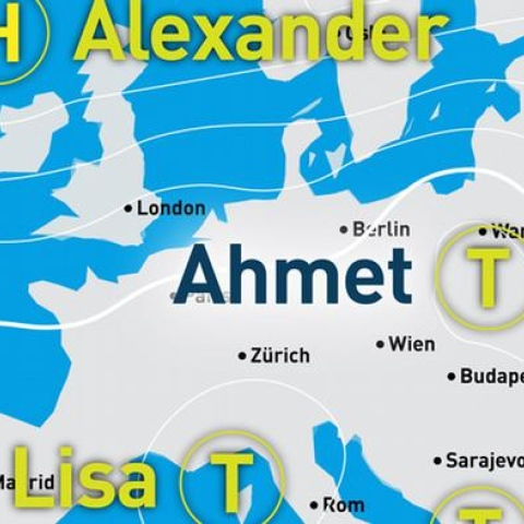 ${rs.image.photo} العاصفة أحمد.. ألمانيا تعزز التنوع بإطلاق أسماء من أصول مهاجرة على الظواهر المناخية
