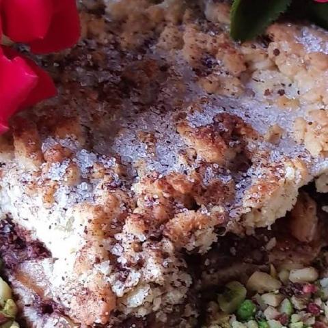 """صور: حلويات تصنع النجاح.. اللبنانية """"دانة القصاص"""" تجد نقطة الضوء وسط الظلام!"""
