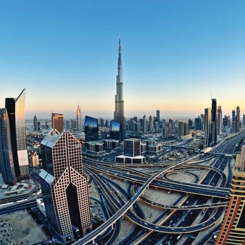 صور: بإجراءات وقائية جديدة.. دبي تواصل الجهود الجبارة لاحتواء جائحة كورونا
