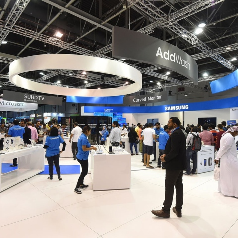Photo: Spring into Shopping as Gitex Returns