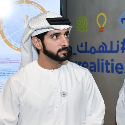 """صور: 12-12-2021.. تاريخ منتظر لإعلان حكومة دبي أول حكومة """"لاورقية"""" في العالم!"""
