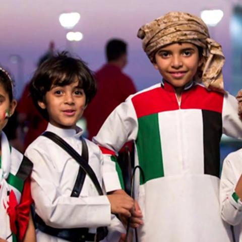 صور: في يوم الطفل الإماراتي.. نؤكد أن الأطفال هم مستقبلنا المشرق و أملنا المنشود!