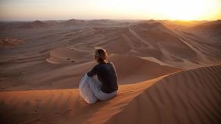 صور: أكبر الكثبان الرملية في العالم
