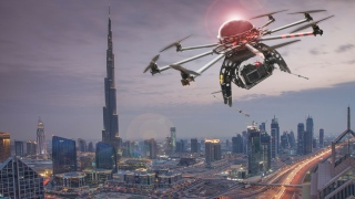 Dubai Cracks Down on Drones