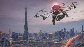 Dubai Cracks Down on Drones